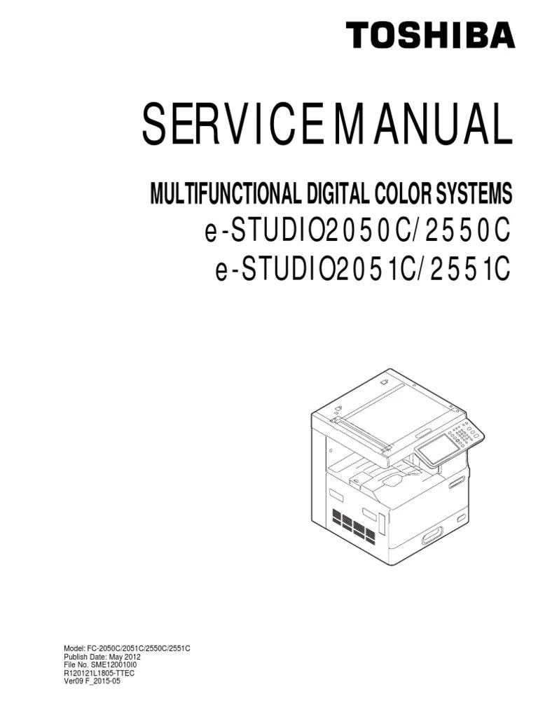 hight resolution of toshiba 2050c 2550c 2551c service manual microsoft windows operating system