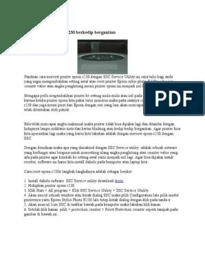 Printer Epson L210 Lampu Power Tinta Dan Kertas Berkedip Bersamaan : printer, epson, lampu, power, tinta, kertas, berkedip, bersamaan, Lampu, Merah, Epson, Berkedip, Bergantian