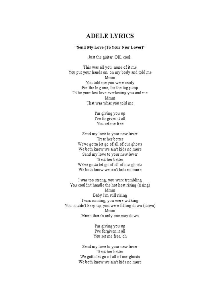 Before You Go Terjemahan : before, terjemahan, Awesome, Adele, Lyrics, Terjemahan, Cute766