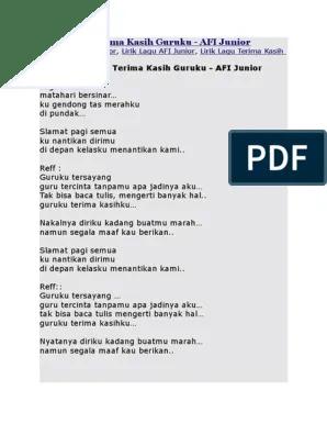 Guruku Tersayang Mp3 : guruku, tersayang, Download, Guruku, Tersayang, Mudah