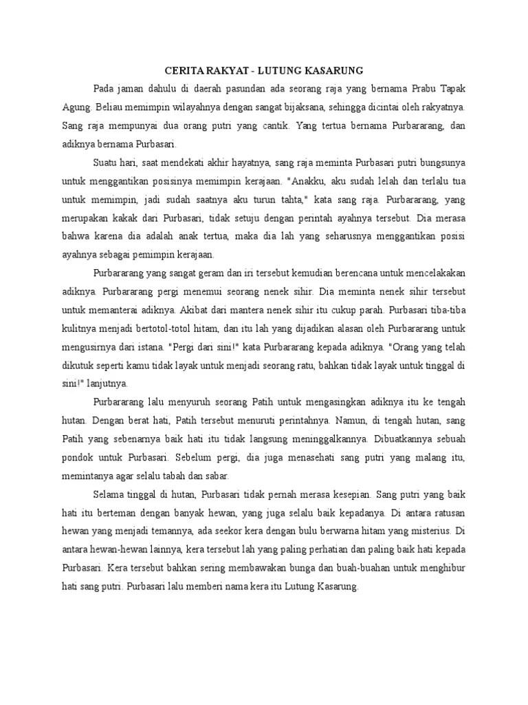 Contoh Kumpulan Cerita Non Fiksi : contoh, kumpulan, cerita, fiksi, Cerita, Rakyat, Cerpen, Fiksi