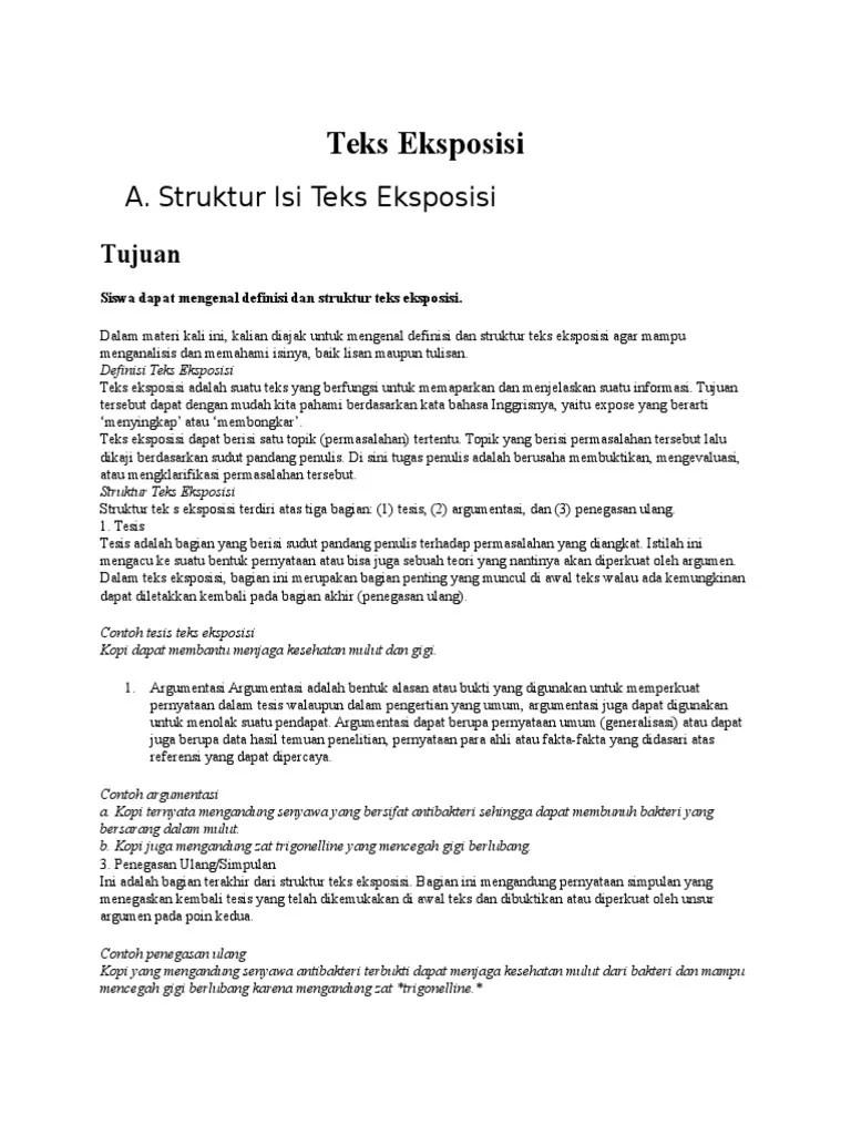 Menyunting Teks Eksposisi : menyunting, eksposisi, Eksposisi.docx