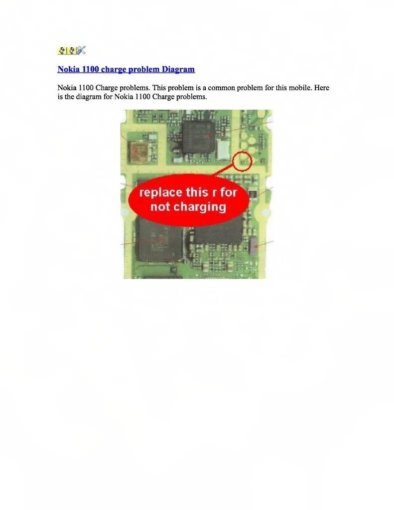 circuit diagram nokium 1100 [ 791 x 1023 Pixel ]