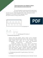 Rangkaian Penyearah Gelombang Penuh Dengan Filter Kapasitor : rangkaian, penyearah, gelombang, penuh, dengan, filter, kapasitor, 40761546, Rangkaian, Penyearah, Gelombang, Penuh, Menggunakan, Filter, Kapasitor