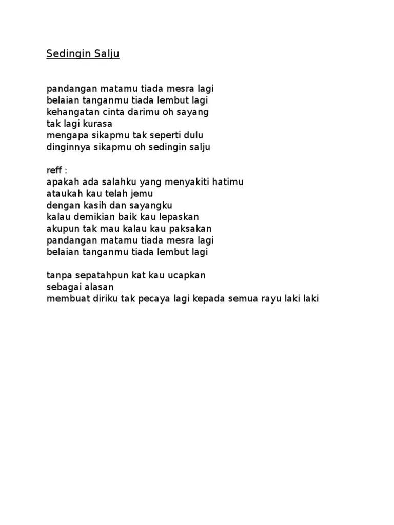 Lirik Lagu Demi Nyai : lirik, Lirik, Lagu.docx