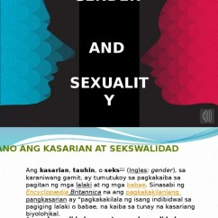 Ano Ang Venn Diagram Tagalog Triple Light Switch Wiring Gender And Sexuality