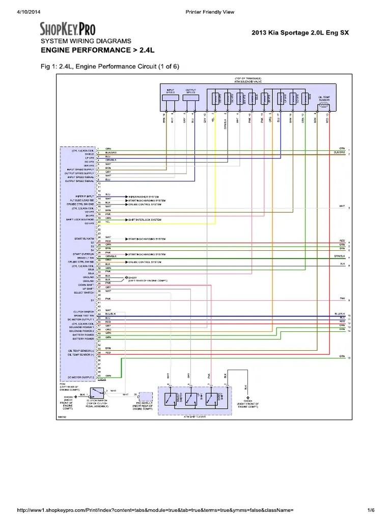 kia sportage 2012engine 2 4 [ 768 x 1024 Pixel ]