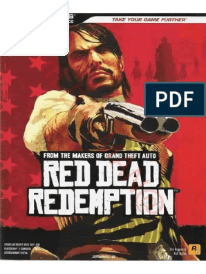Red Dead Redemption 2 Guide Pdf : redemption, guide, Redemption, (Bradygames, Official, Guide).pdf