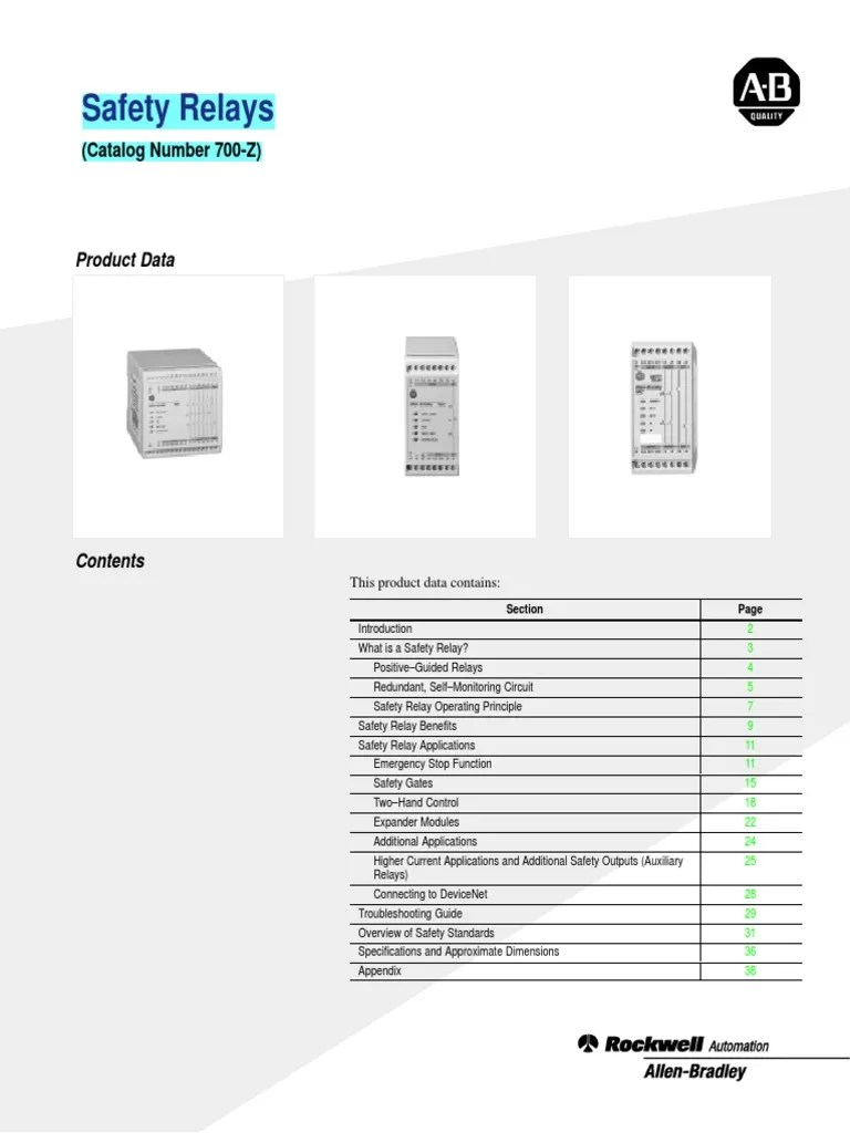 allen bradley safety wiring diagrams 2002 nissan pathfinder engine diagram relay in addition emergency stop double library