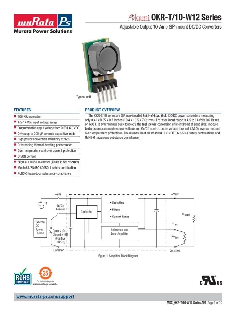 medium resolution of okr t 10 wiring diagram