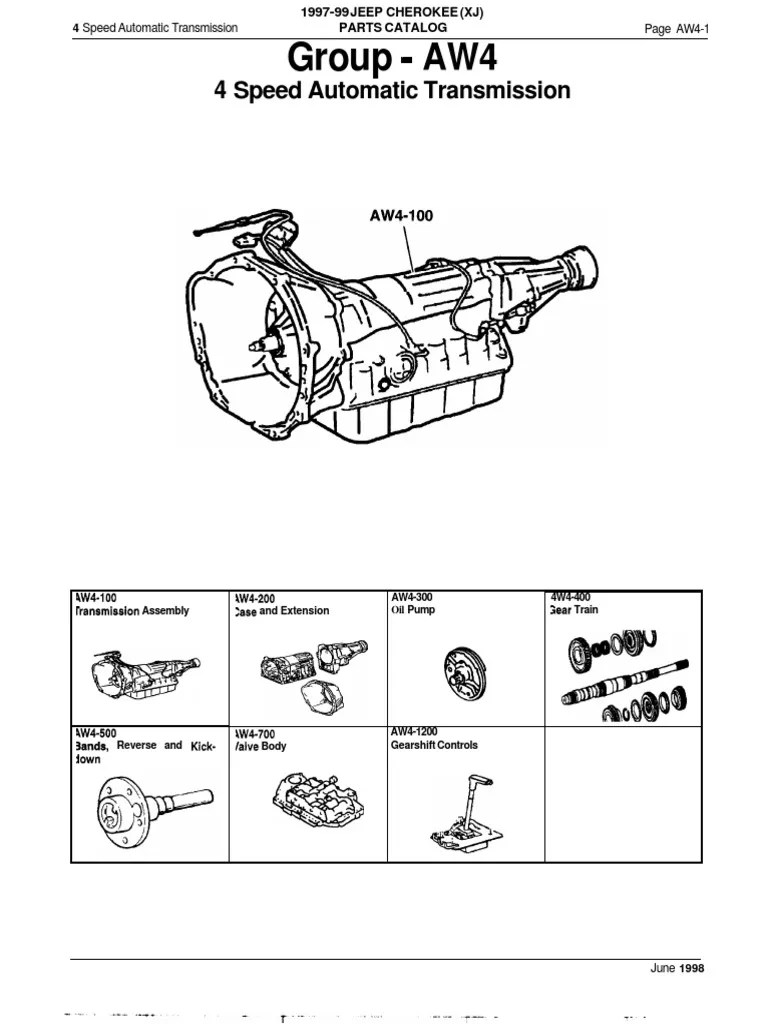 group aw4 4 speed automatic transmission transmission mechanics automatic transmission [ 768 x 1024 Pixel ]