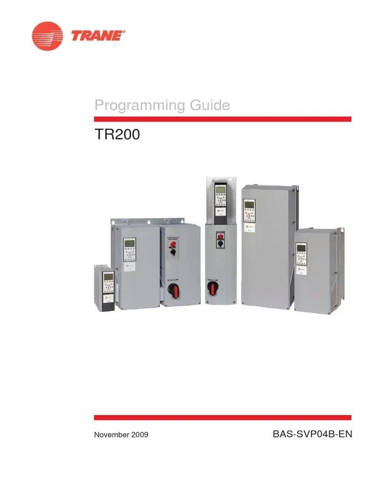 trane model tr200 wiring diagram [ 768 x 1024 Pixel ]