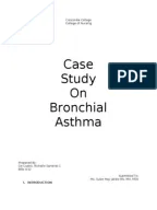 NursingCrib.com Nursing Care Plan Bronchial Asthma