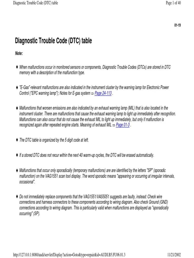 01 19 diagnostic trouble code table pdf turbocharger 52 views wiring diagrams maintenance diagnostic trouble codes dtc epc [ 768 x 1024 Pixel ]