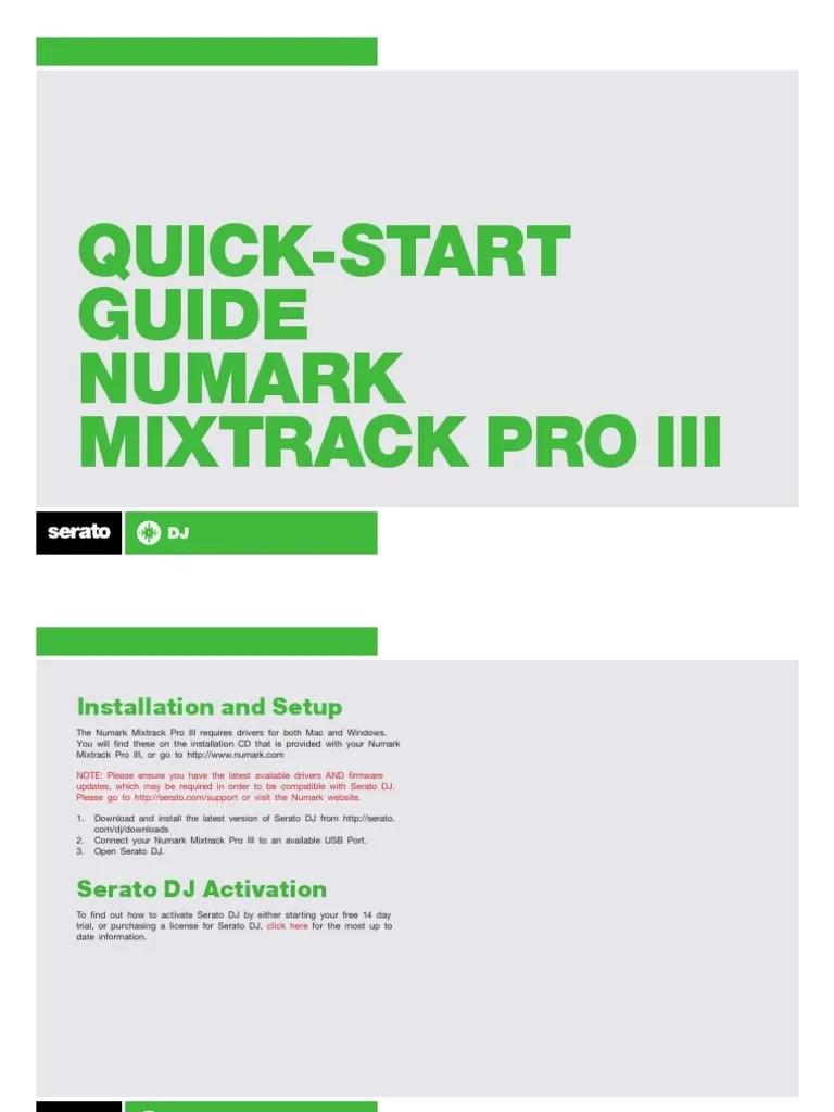 medium resolution of numark mixtrack pro wiring diagram