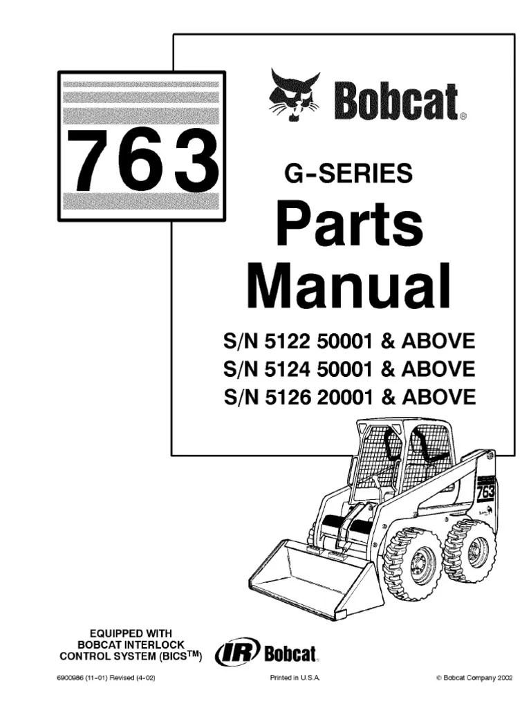 bobcat 773 part number 6576261 diagram schematic wiring diagrambobcat 763g parts manual screw nut hardware [ 768 x 1024 Pixel ]