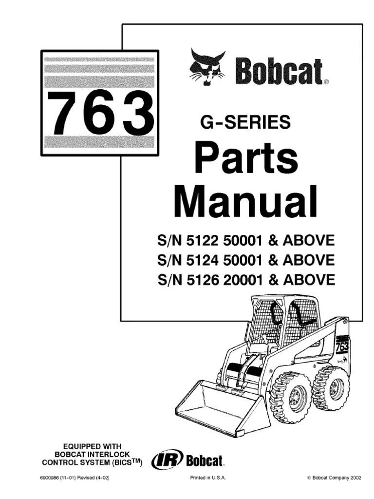 small resolution of bobcat 773 part number 6576261 diagram schematic wiring diagrambobcat 763g parts manual screw nut hardware