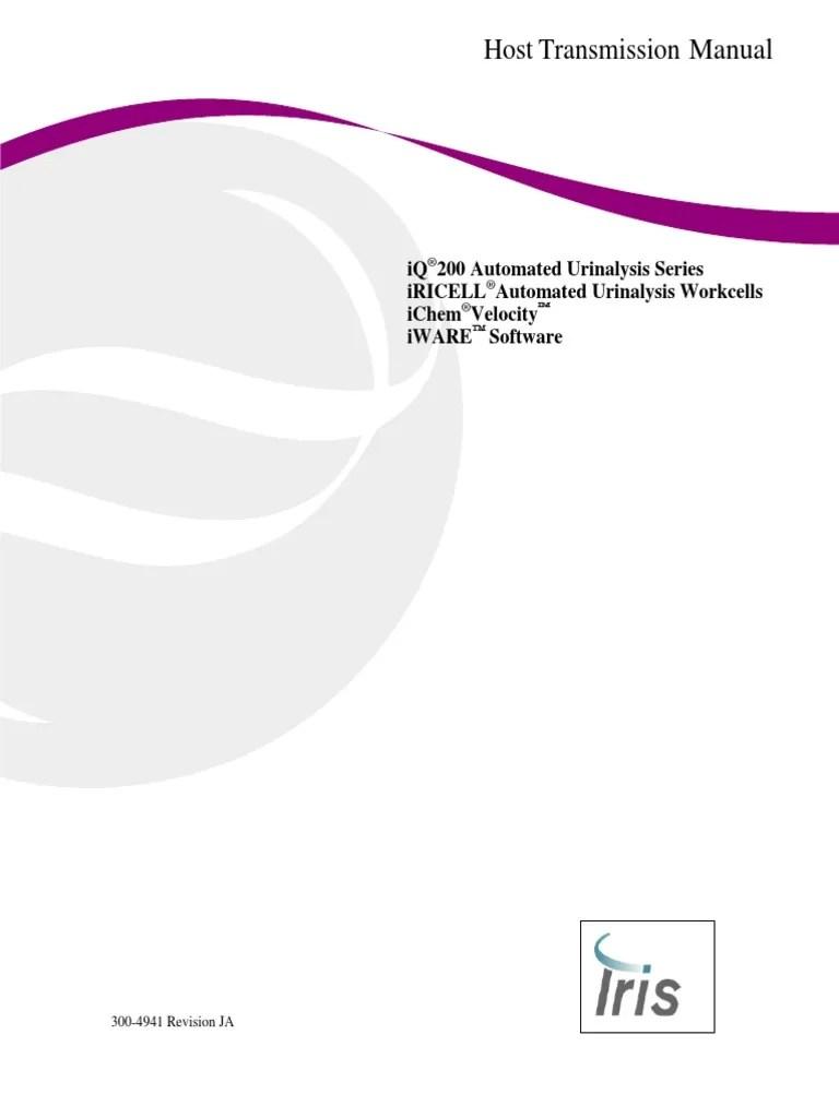 small resolution of iq 200 host transmission manual rev ja communications protocols telecommunications