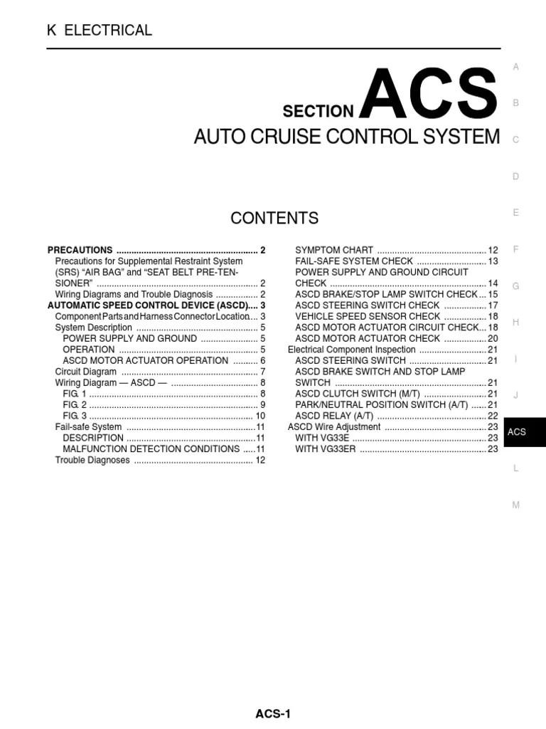 air bag control system schematic [ 768 x 1024 Pixel ]