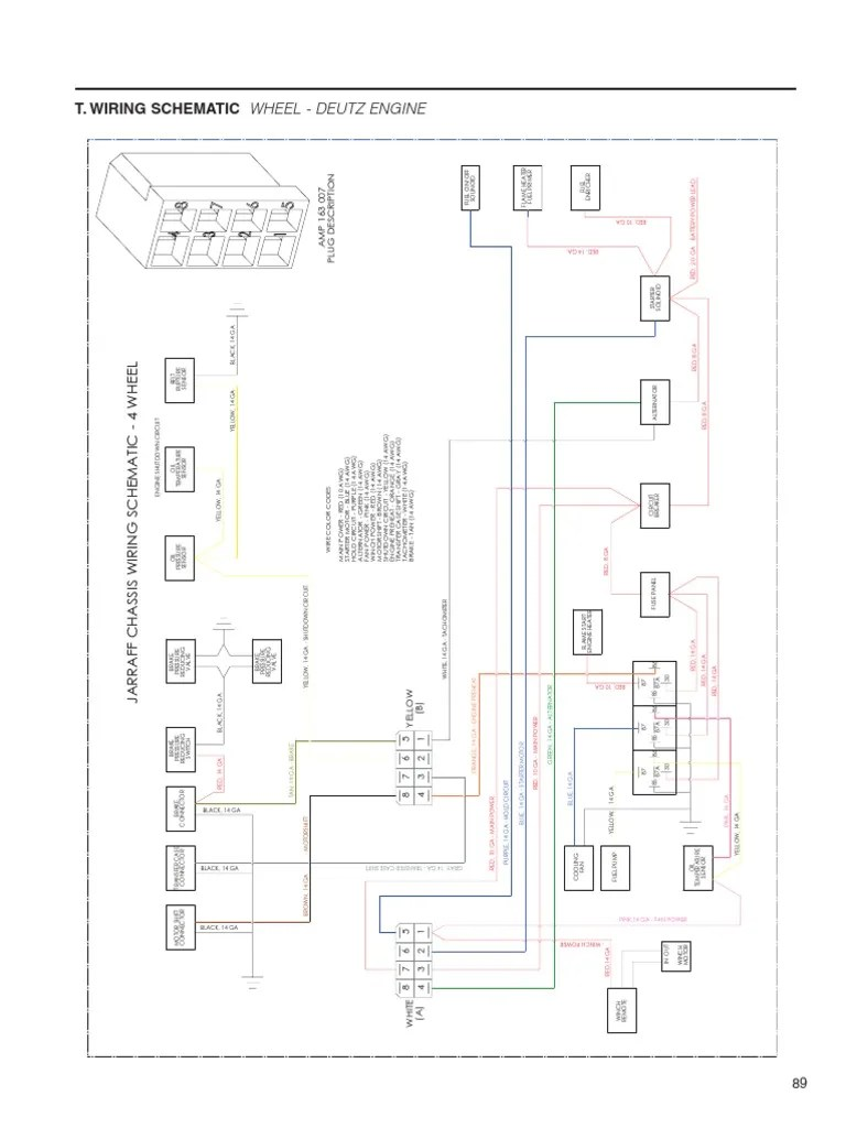 small resolution of oil cooled deutz wiring diagram