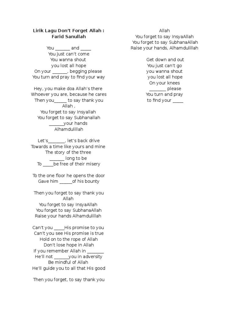 Lirik Lagu There You Ll Be : lirik, there, Lirik, FfDon