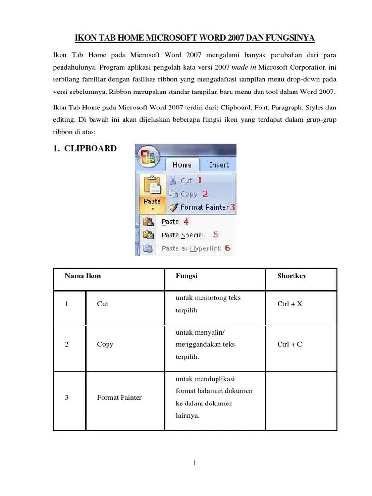Fungsi Format Painter : fungsi, format, painter, Mengenal, Fungsi, Microsoft, Cute766