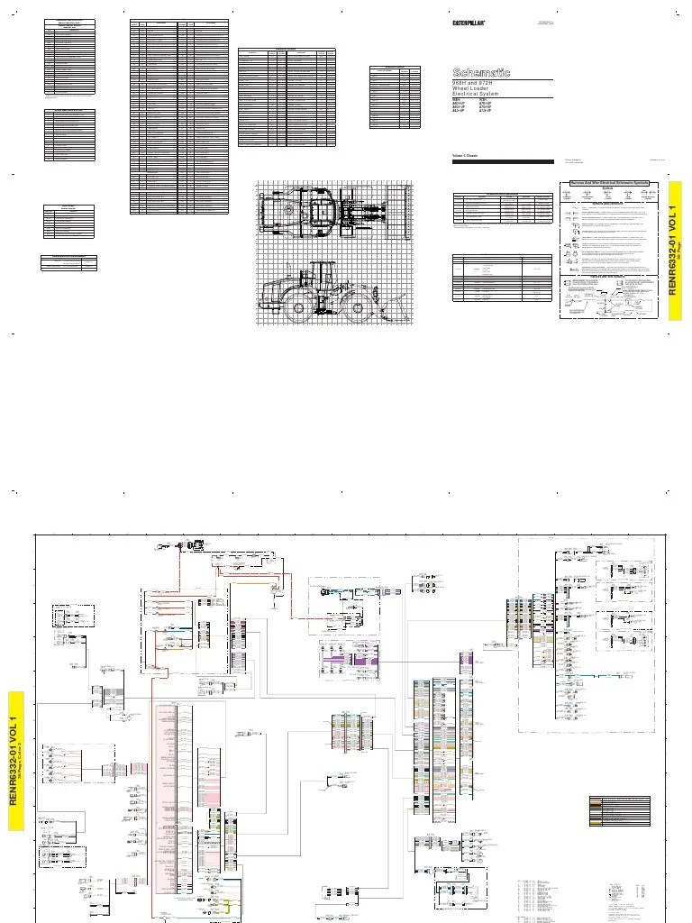85213802 966h and 972h wheel loader electrical system 1 pdf [ 768 x 1024 Pixel ]