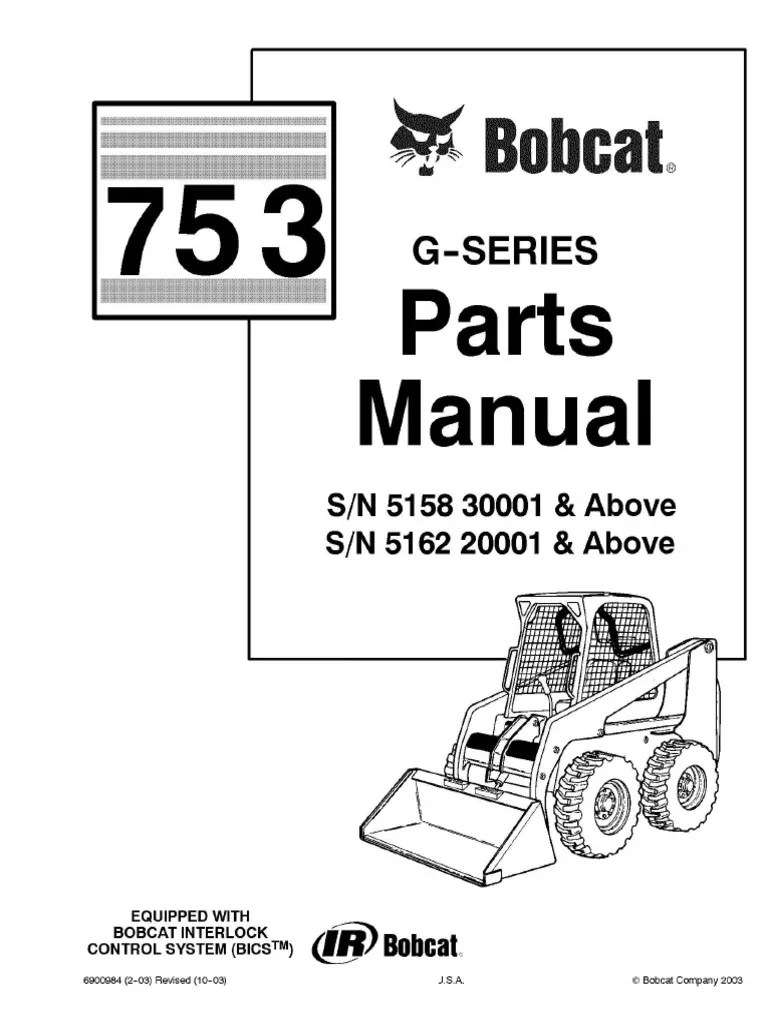 small resolution of bobcat ct235 part diagram