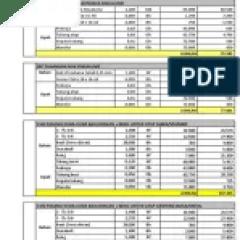 Analisa Harga Satuan Pekerjaan Atap Baja Ringan 2017 Sni 2010 Untk Rangka Dan Pdf