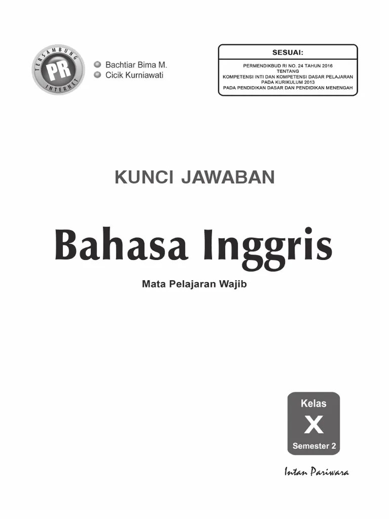 Bahasa Inggris 2016 : bahasa, inggris, Kunci, Jawaban, Bahasa, Inggris, Facebook, Podcast