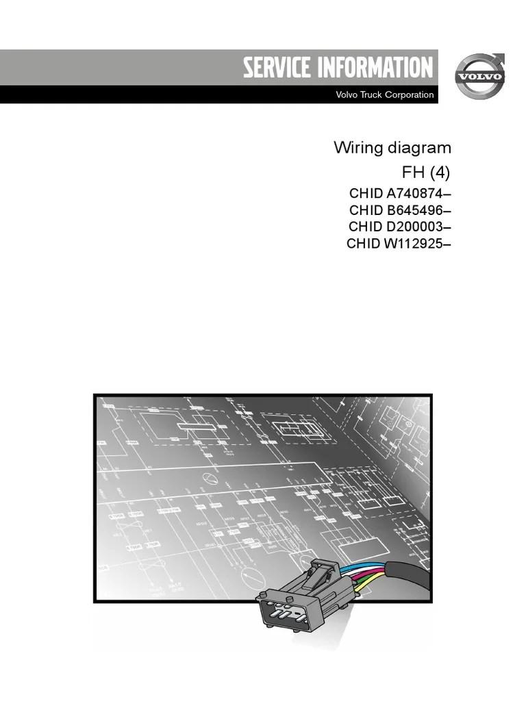 volvo fh13 wiring diagram [ 768 x 1024 Pixel ]