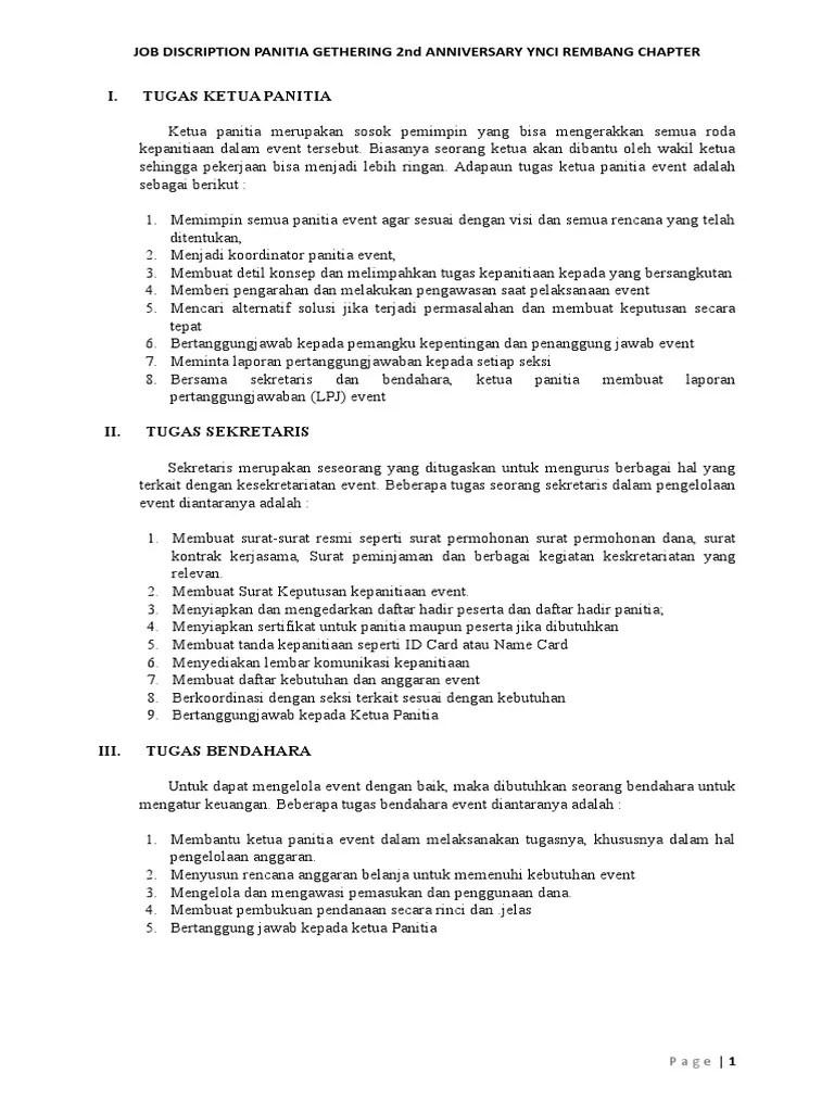 Tugas Ketua Panitia : tugas, ketua, panitia, TUGAS, KETUA, PANITIA_Plan, 2.docx