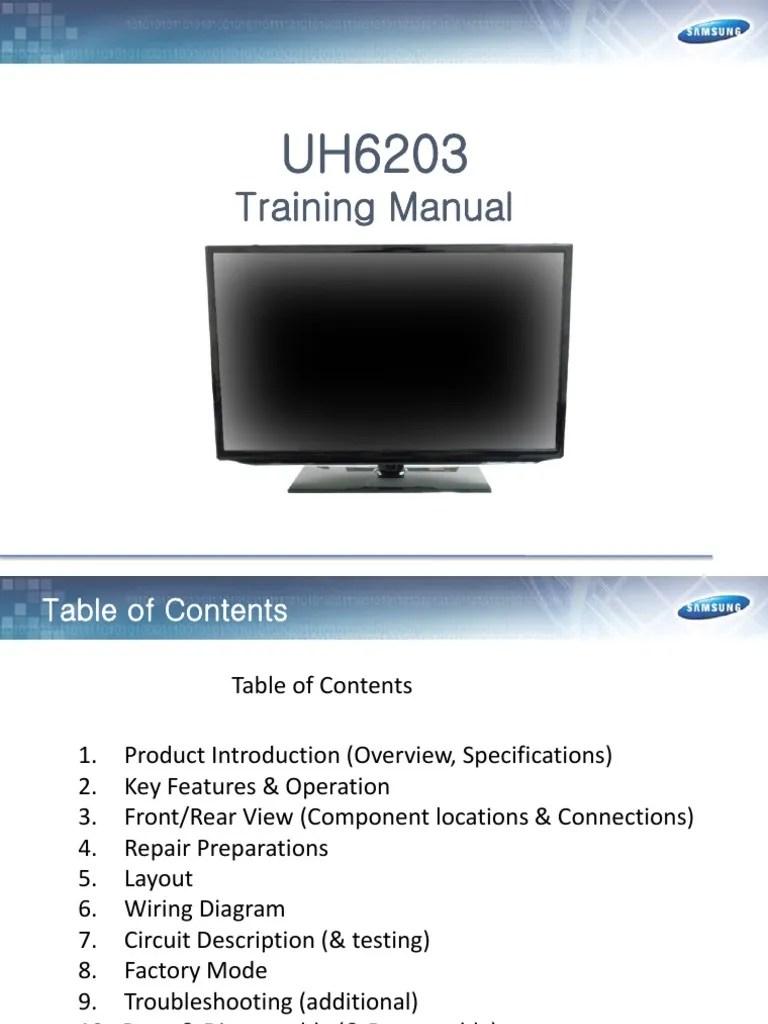 medium resolution of un46h6302 seminar hdmi 302 views samsung tv un50h6203 wiring diagram