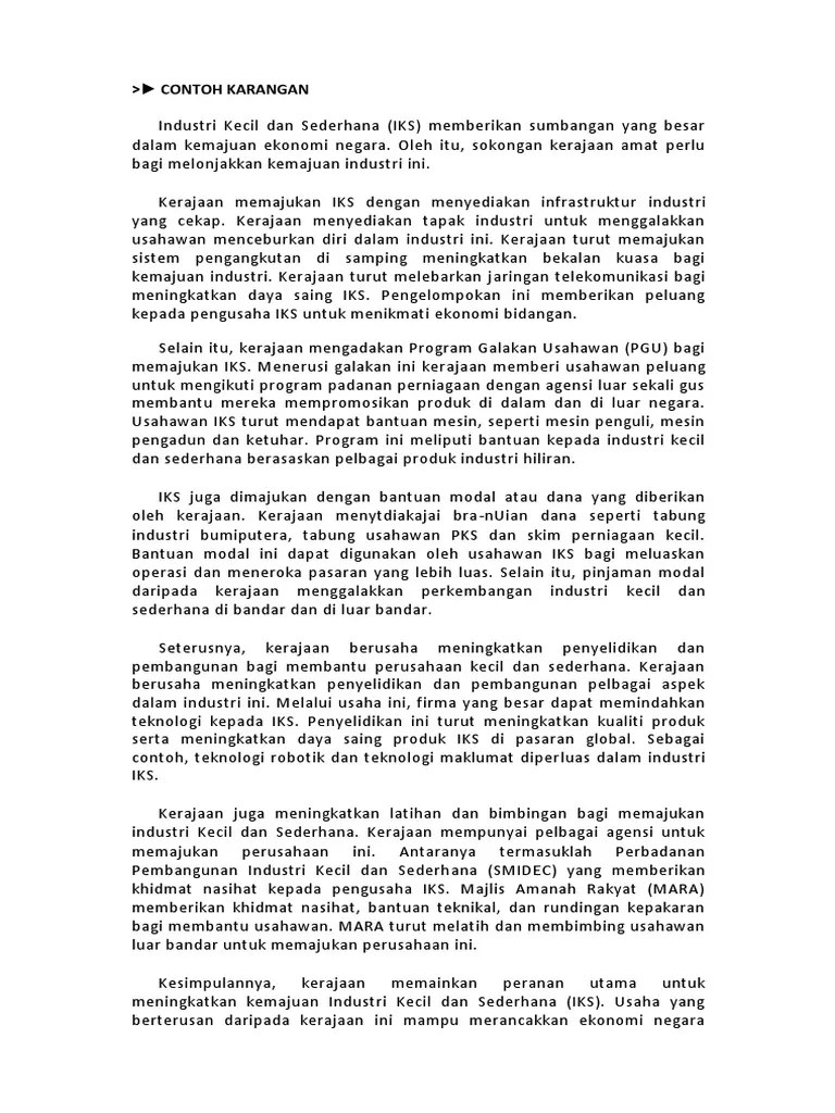 Contoh Karangan Vandalisme Stpm Contoh Kumpulan