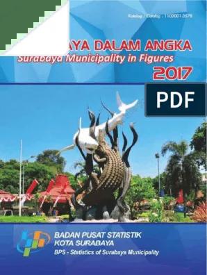 Kota Bekasi Dalam Angka 2017 : bekasi, dalam, angka, Surabaya, Dalam, Angka