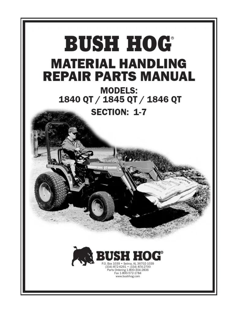 medium resolution of bush hog schematic