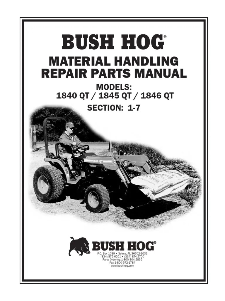 small resolution of bush hog schematic