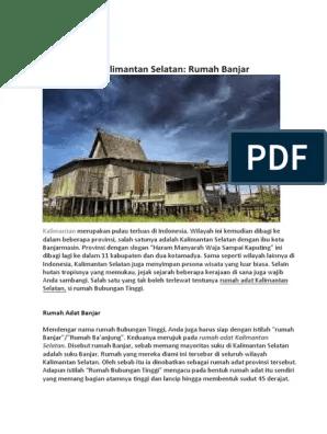 Gambar Rumah Adat Kalimantan Selatan : gambar, rumah, kalimantan, selatan, Ok.docx