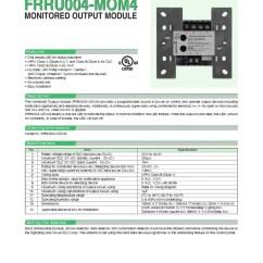 Est 3 Smoke Detector Wiring Diagram Nissan Patrol 2003 Stereo Fire Alarm Nohmi Schematic Library Frru004 Mom4 Amplifier Radio