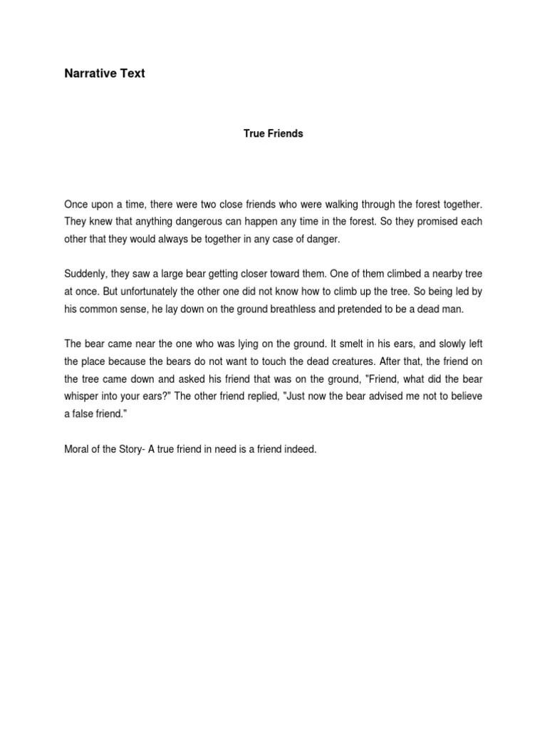 Teks Narasi Bahasa Inggris : narasi, bahasa, inggris, Contoh, Narrative, Bahasa, Inggris, Indonesia