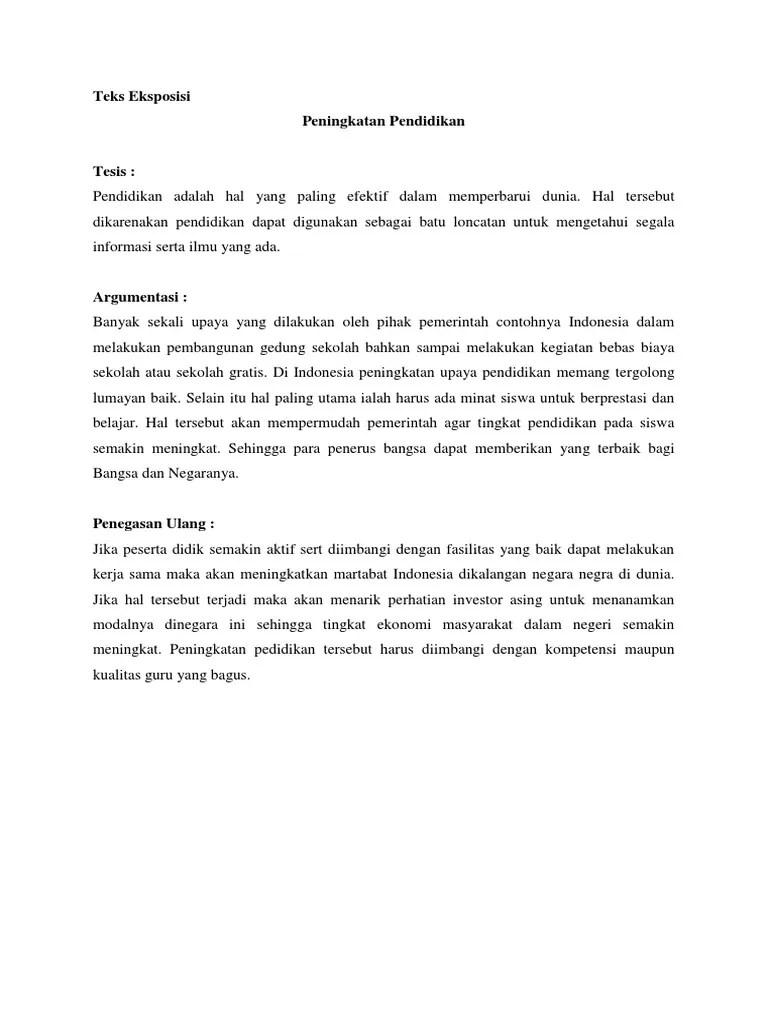 Teks Eksposisi Tentang Kesehatan : eksposisi, tentang, kesehatan, Contoh, Eksposisi, Singkat, Beserta, Strukturnya, Terlengkap