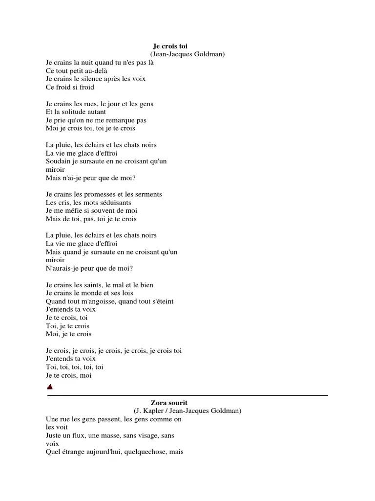 Paroles Dadju Ma Vie : paroles, dadju, Celine, Suffisait, Daimer, Paroles, Songs