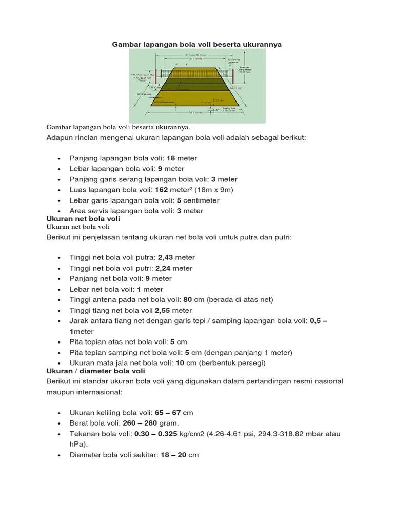 Buatlah Gambar Lapangan Permainan Kippers Lengkap Dengan Ukurannya : buatlah, gambar, lapangan, permainan, kippers, lengkap, dengan, ukurannya, Gambar, Lapangan, Beserta, Ukurannya