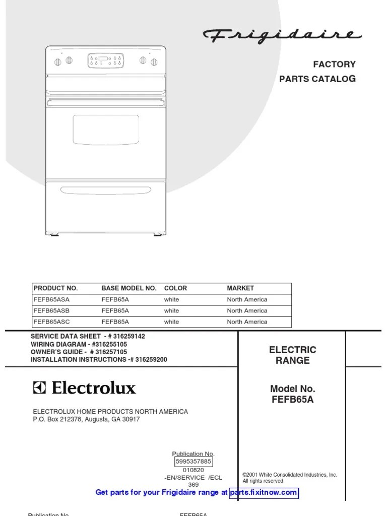 gas dryer wiring diagram in addition fisher paykel gwl repair frigidaire range fefb65asc parts list and electrolux  [ 768 x 1024 Pixel ]