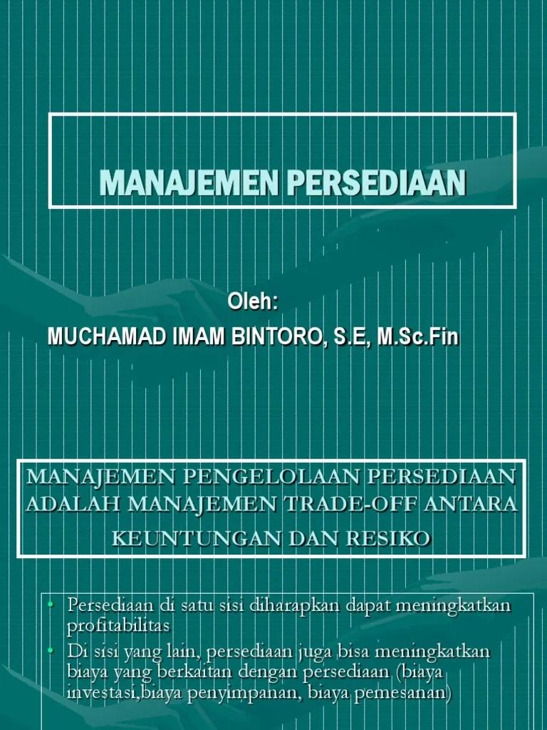 Manajemen Persediaan Ppt : manajemen, persediaan, 8-_-manajemen-persediaan.ppt