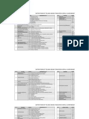 Icd 10 Tht : Kode-ICD-10-THT, Larynx