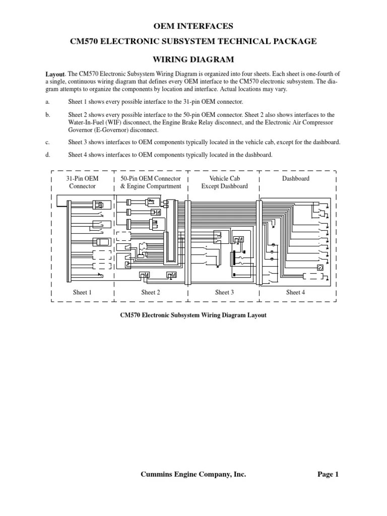hight resolution of wrg 7916 isb cm2150 wiring diagram50 pin cummins oem wiring diagram house wiring diagram symbols