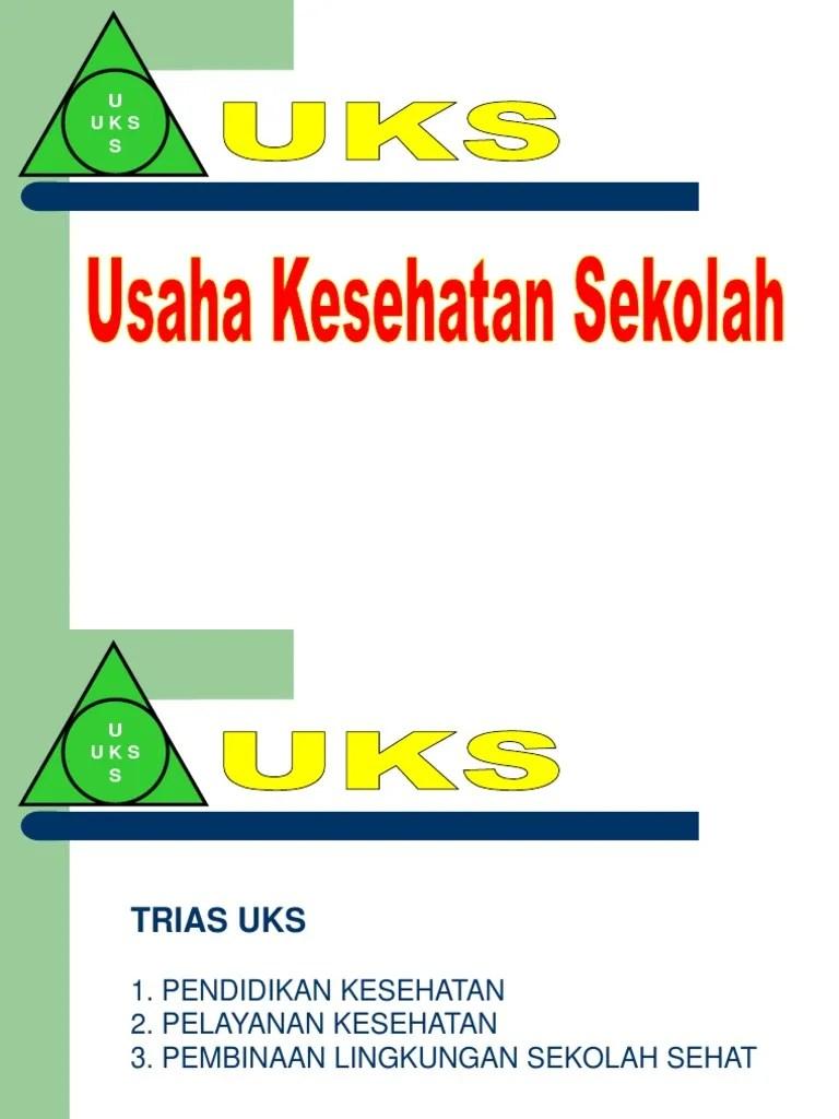 Logo Uks Sd : Materi