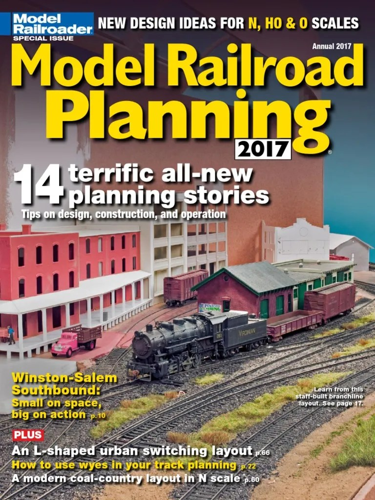 small resolution of model railroad planning annual 2017 rail transport modelling wiring diagram as well kato ho scale csx trains moreover wiring