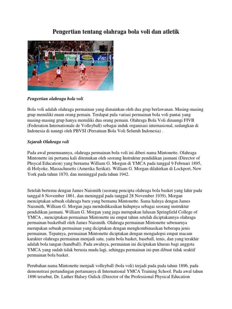 Pengertian Olahraga Permainan : pengertian, olahraga, permainan, Pengertian, Tentang, Olahraga